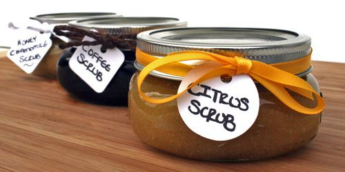 Easy Coconut Oil Sugar Scrub Recipes