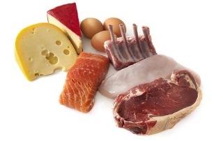 steak-eggs-ribs-cheese-salmon-fatty-foods