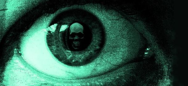 Skull-in-Pupil-by-Doug-Wheller