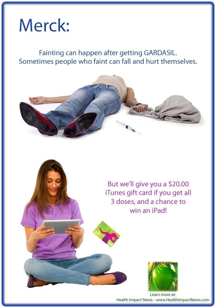 Gardasil infographic
