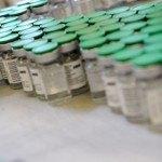 Vaccine Vials, by Sanofi Pasteur, Vaccine Profiteer
