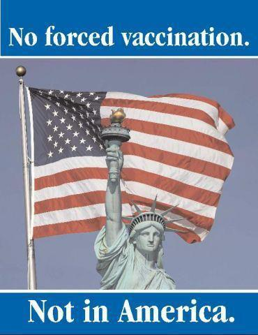 No forced Vaccination