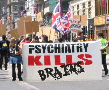 psychiatry kills brains