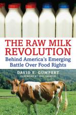 Raw Milk Revolution book cover Raw Milk Vending Machine Supplier in UK Targeted by Government