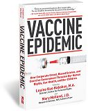 "Vaccine Epidemic bookcover African Children Still Paralyzed After Vaccines, Government Says ""All in Their Head"""