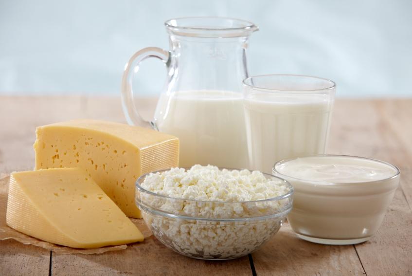 Raw Milk Fat Content 89