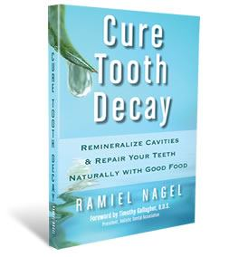 Cure Tooth Decay bookcover Coconut Oil Could Combat Tooth Decay