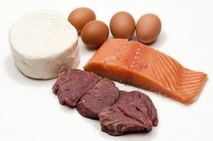 various-fatty-foods