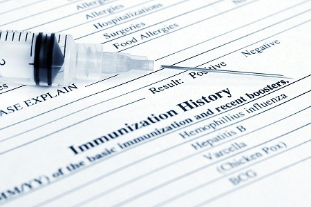 research papers on vaccines and autism