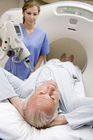 Worthless CT Scan for Alzheimer's