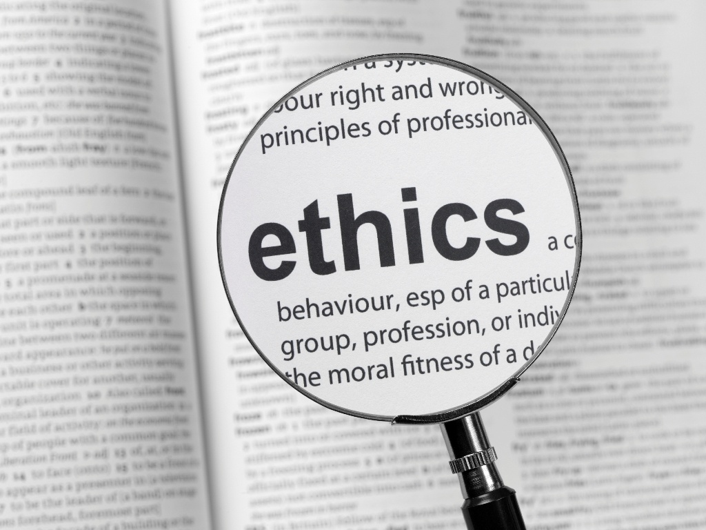 a description of business ethics A history of business ethics, focusing on ethics in business, business ethics as an academic field and a movement.