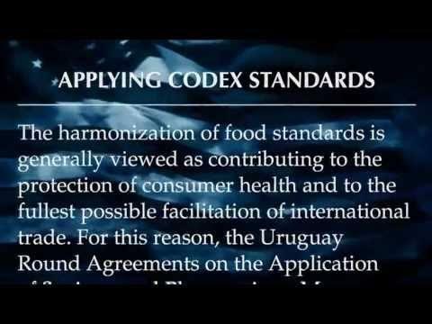 Codex Alimentarius & Health Freedom