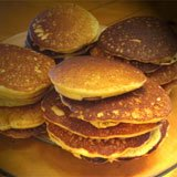 Gluten Free Pumpkin Pancakes Recipe Photo