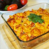 "Gluten-free Vegetarian ""Mexican"" Lasagna Recipe Photo"