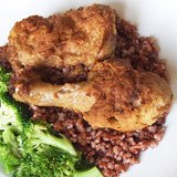 Gluten Free Fried Chicken Recipe Photo