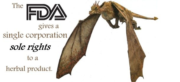 FDA-gives-dragons-blood-to-corporation