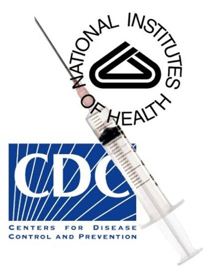 NIH-CDC-Hypodermic