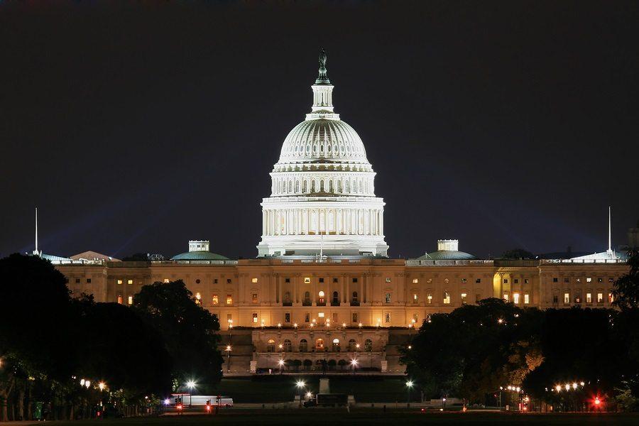 Washington-Capitol-Night