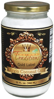 This Gold Label Virgin Coconut Oil is produced by the wet-milling traditional method of extracting the oil from fresh coconut milk.