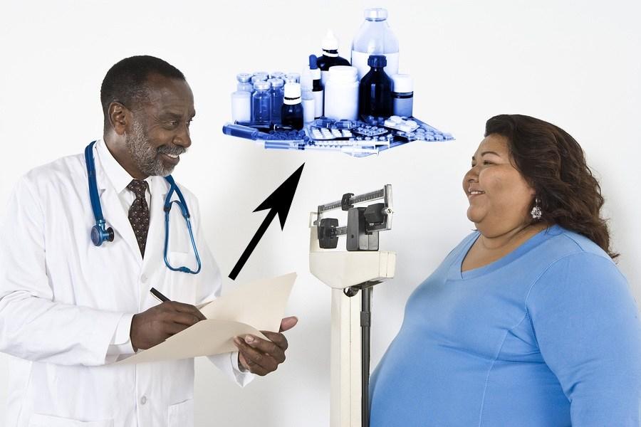 marketing obesity for drugs