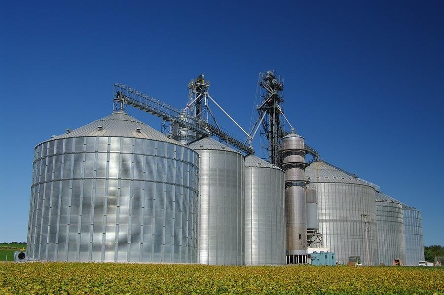Grain-bins