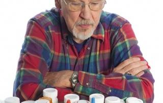 Senior-Citizen-With-Prescription-medicines