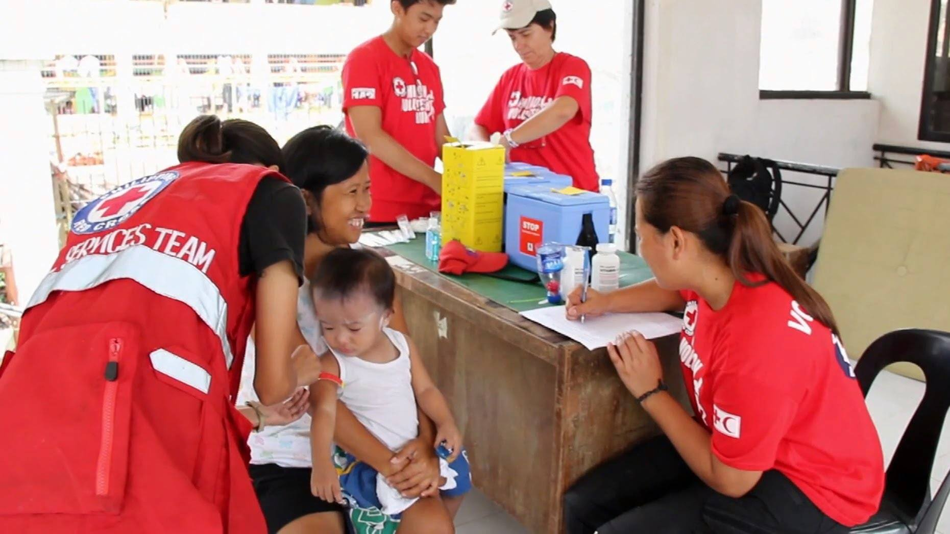 No Polio in the Philippines Since 1993, But Mass Polio Vaccination Program Targeted for 500,000 Typhoon Victims Under Age 5