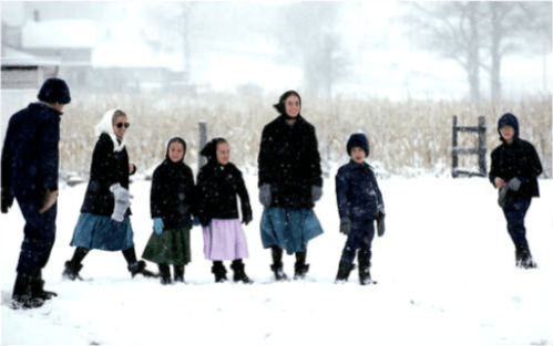 final-amish-snow-family