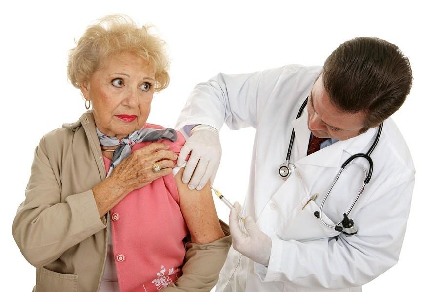 Senior-Woman-Vaccine