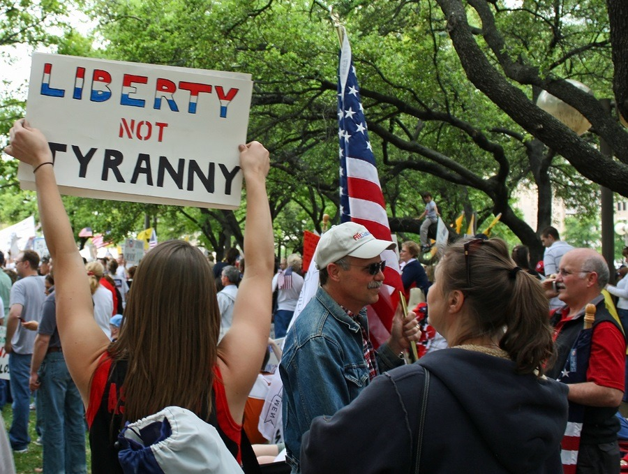 Dallas Tea Party Liberty