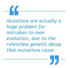 Is Natural Selection And Mutations The Same Thing