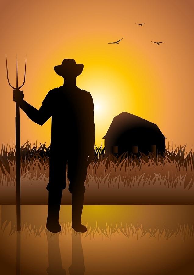 A-Farmer-and-His-Barn