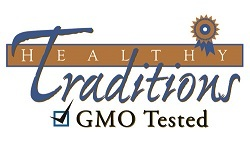 Healthy Traditions GMO Tested med