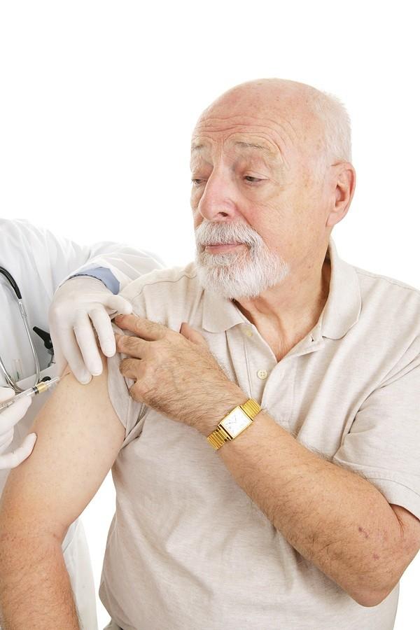 Senior-Vaccination