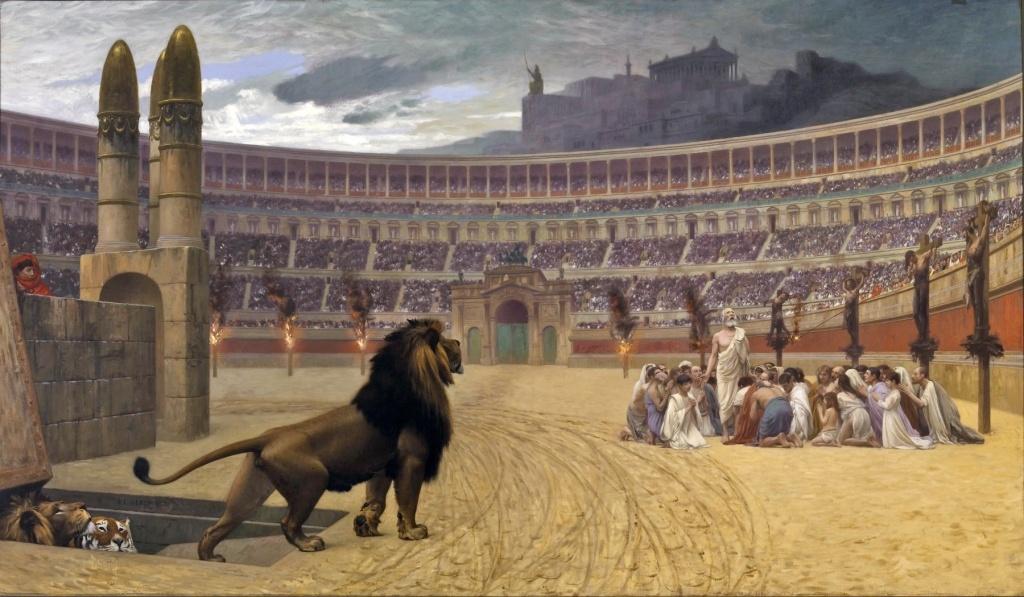 The-Christian-Martyrs-Last-Prayer
