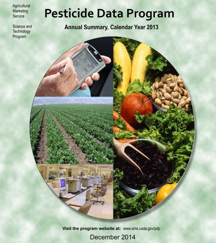 USDA-Pesticide-report
