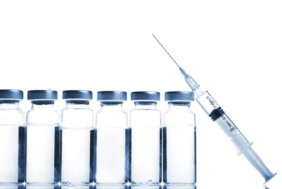 how to draw two steroids in one syringe