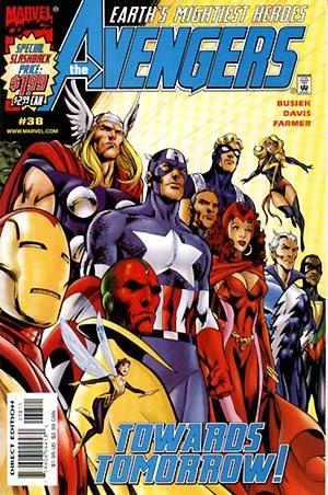 Avengers-comics
