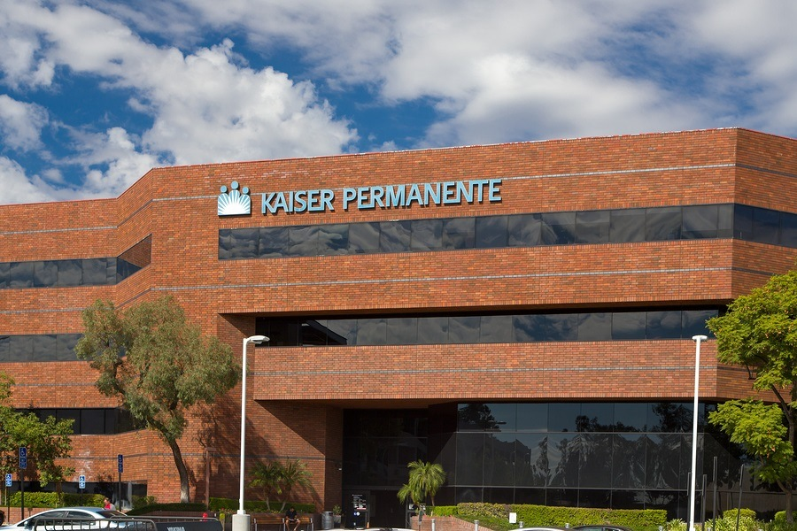 Kaiser Permanente medical care franchise photo.