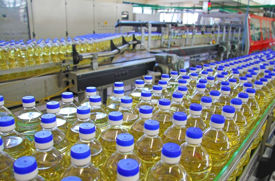 mass-producing vegetable oils