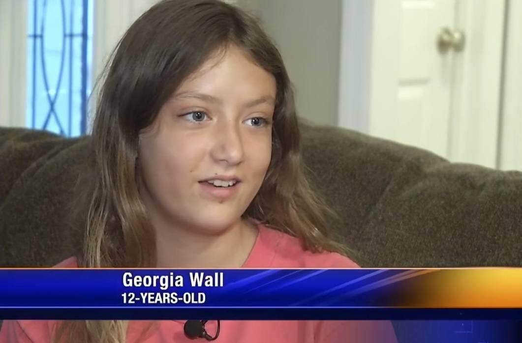 Georgia-Wall