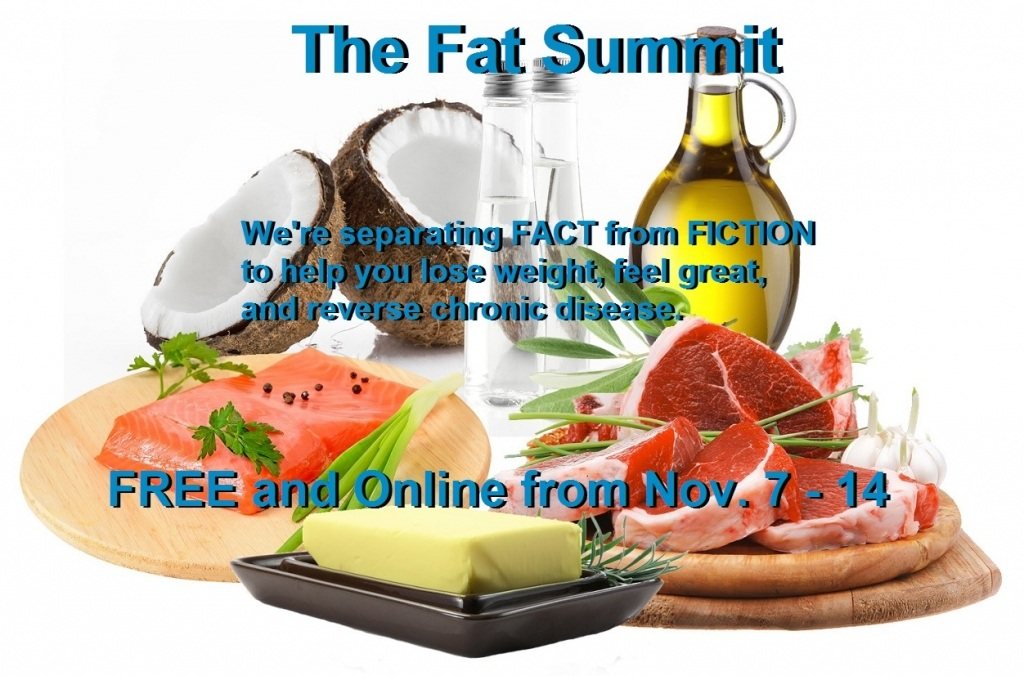 FREE Summit from Health Experts Teaches About Healthy Fats to ...