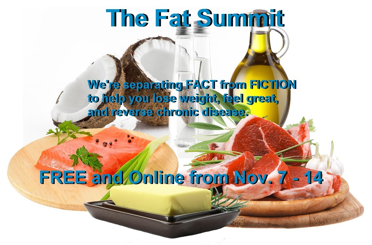 FREE Summit from Health Experts Teaches About Healthy Fats to