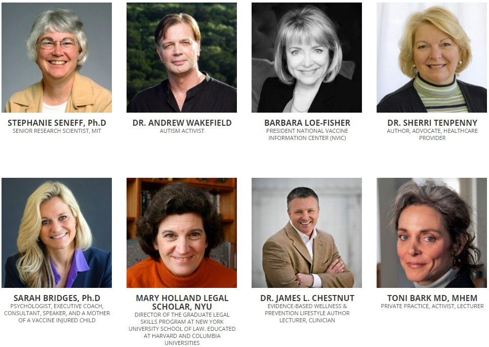 Vaccine Documentary Speakers1