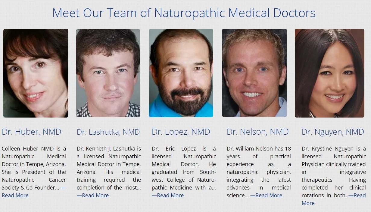 nature works best cancer clinic doctors