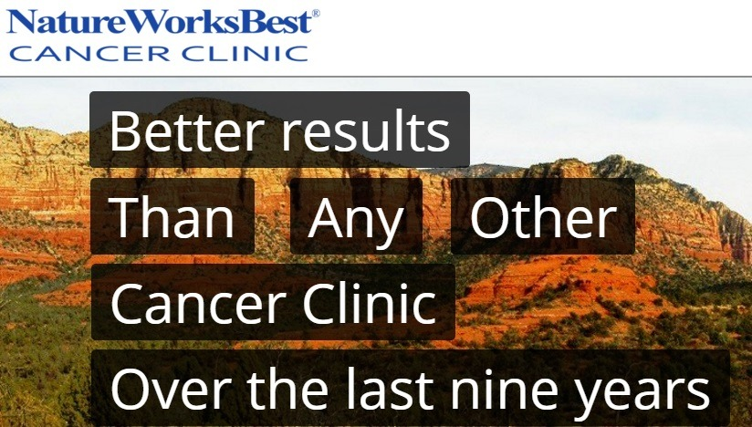 nature works best cancer clinic