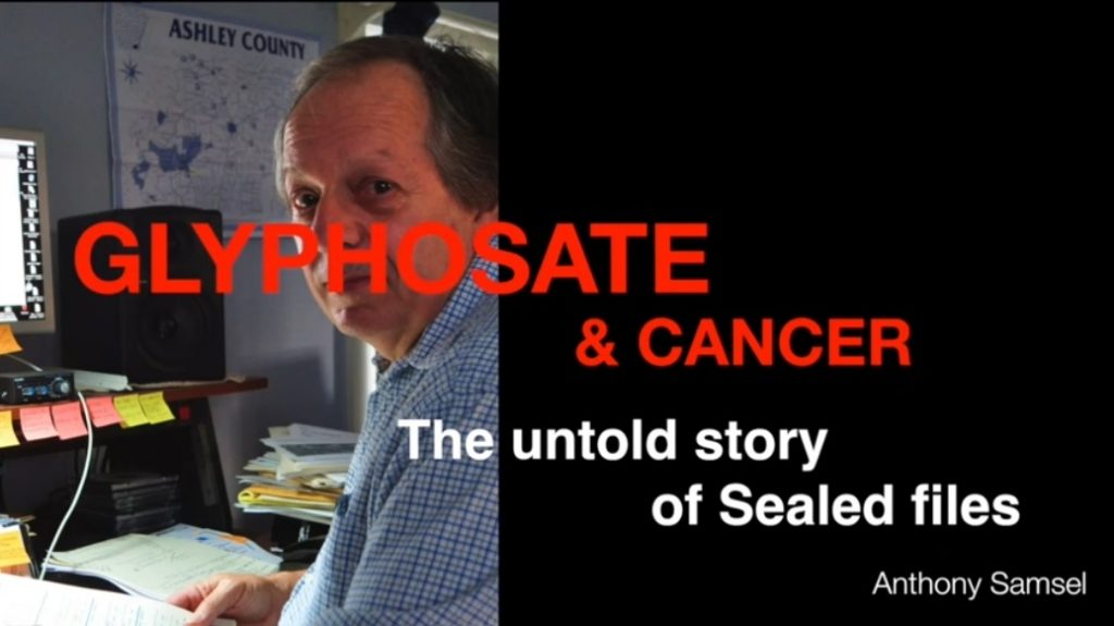 Federal Court Unseals Documents Revealing Glyphosate Herbicide ...