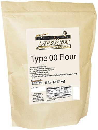 Italian 00 Flour 5 lbs product