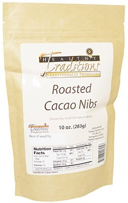 Roasted Cacao Nibs sm