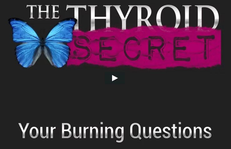 Thyroid Secret Q and A